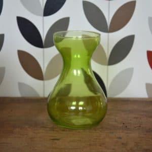 Vase classique vert